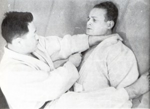 Feldenkrais and Kawaishi Shimewaza