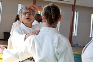 Fran Vall looks ahead to Judo's future.