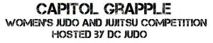 Capitol Grapple Womens Judo and Jujitsu Competition
