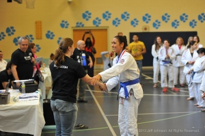 Judo and BJJ together at one event (Leah Fisher, DC Judo with Melanie Phungephorn, BETA)