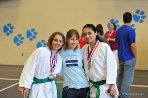 Some of the DC Judo women