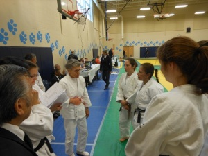 Coaching the Kata competitors