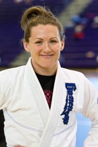 BJJ Blue Belt Gold Medallist Gabrielle Byrne