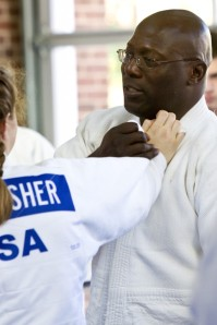 Dr Rhadi Ferguson, 2004 US Olympian in Judo, shows how to get things done.