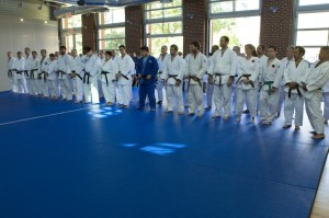 Kata, like Judo, keeps growing in popularity. Bow in for the Faye Allen 2014