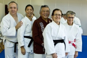 Host Terence McPartland, Clinicians Diane Jackson, Edwin Takemori, and Karen Whilden