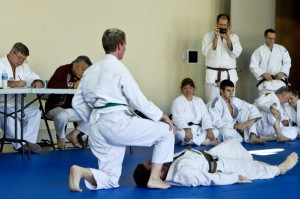 Katame No Kata with Judith Christian and Justin Shaffner