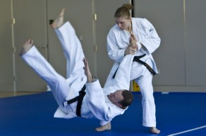 Nage No Kata with Lisa Capriotti and Robert Gouthro