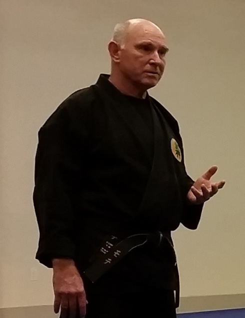 """The Feldenkrais Method IS a martial art"""