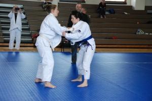 Anastasia Kouloganes (CPJC) vs Laurie Porsch (BETA)