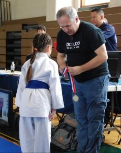 Abby Hegg (Sport Judo)