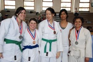 DC Judo teammates