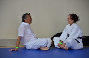 Clinicians Edwin Takemori and Karen Whilden