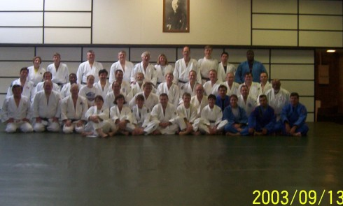 Teachers Clinic 2003